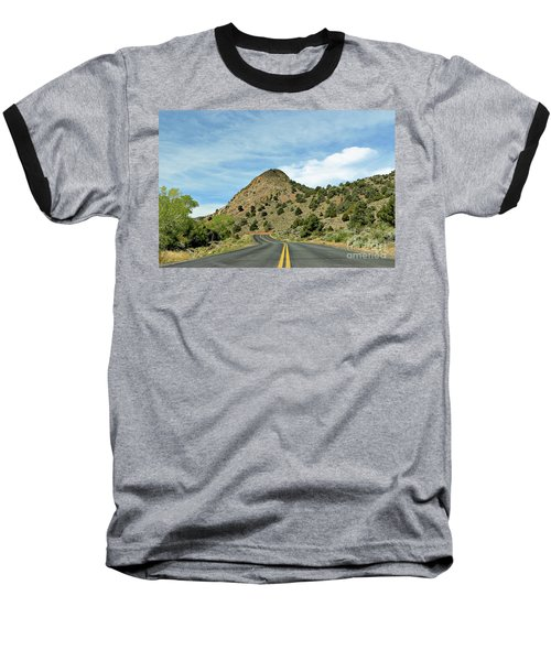 Baseball T-Shirt featuring the photograph Sugarloaf Mountain In Six Mile Canyon by Benanne Stiens