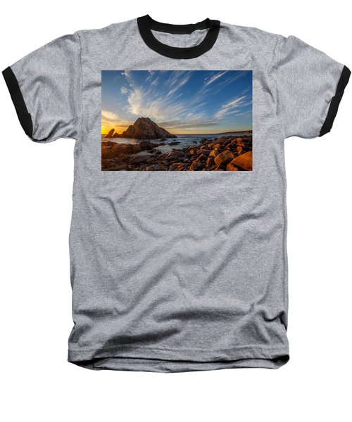 Sugarloaf Rock  Baseball T-Shirt