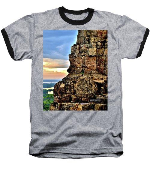 Sugarloaf Sunrise Baseball T-Shirt