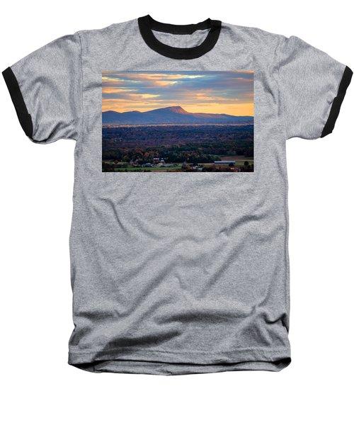 Sugarloaf View, South Deerfield, Ma Baseball T-Shirt