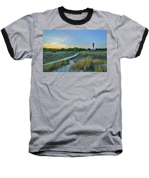 Sullivan's Island Evening Baseball T-Shirt