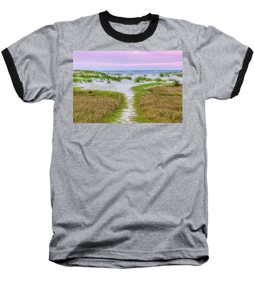 Sullivan's Island Natural Beauty Baseball T-Shirt