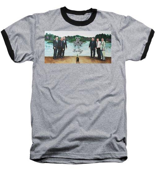 Sully Baseball T-Shirt by Steve Hunter