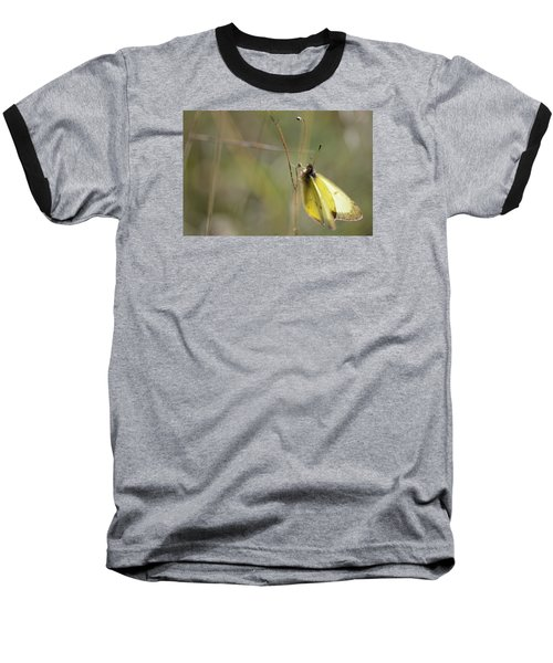 Sulphur Dreams Baseball T-Shirt by Janet Rockburn