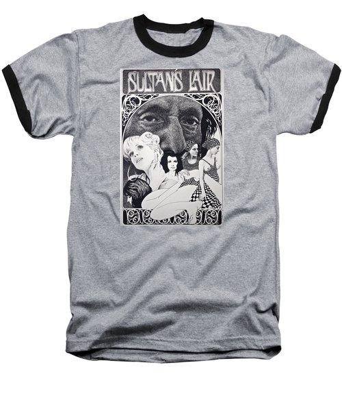 Sultan's Lair Baseball T-Shirt