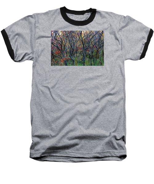 Sumac Grove Baseball T-Shirt by Steven Clipperton