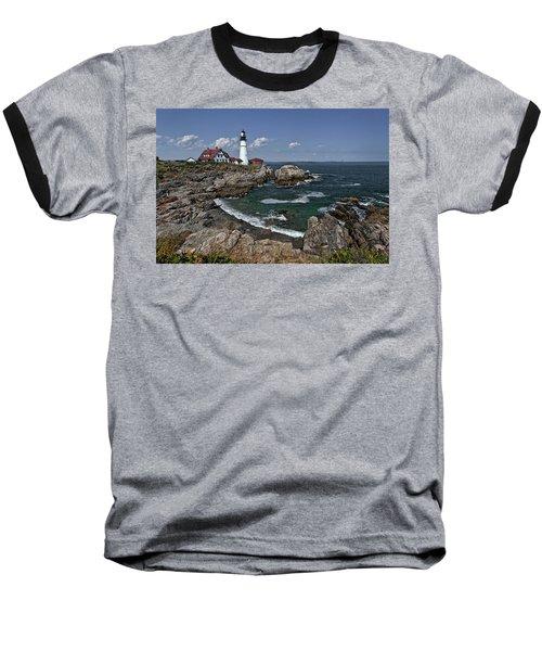 Summer Afternoon, Portland Headlight Baseball T-Shirt