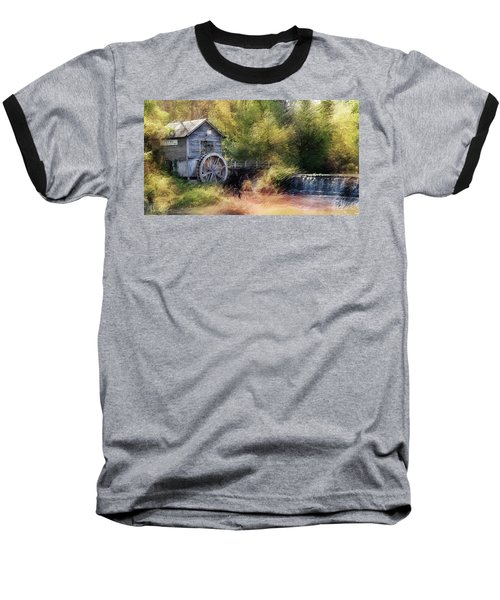 Summer At The Mill Baseball T-Shirt