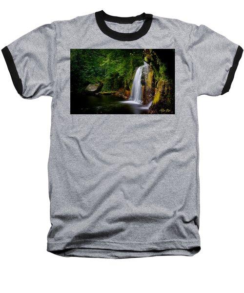 Summer At Wolf Creek Falls Baseball T-Shirt