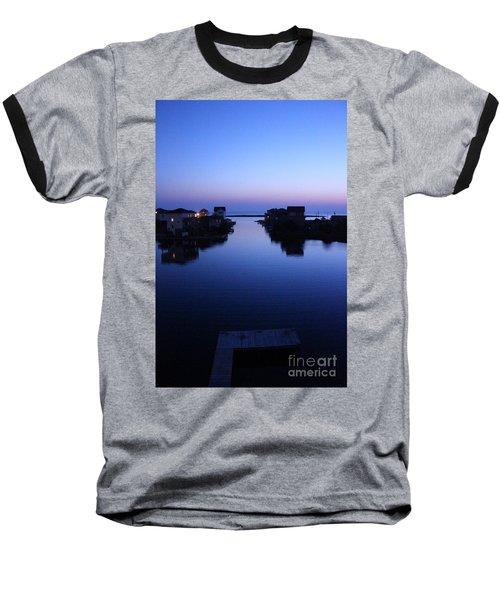 Summer Avon Evening Baseball T-Shirt