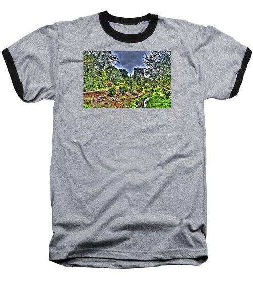 Summer Blarney Garden Baseball T-Shirt