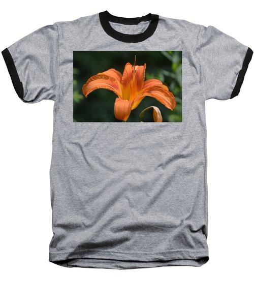 Summer Bloom-3 Baseball T-Shirt
