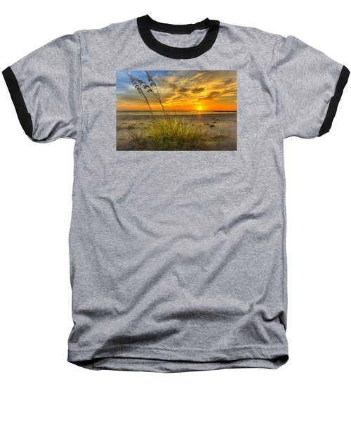 Summer Breezes Baseball T-Shirt