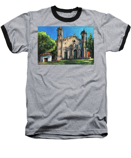 Summer Church Baseball T-Shirt