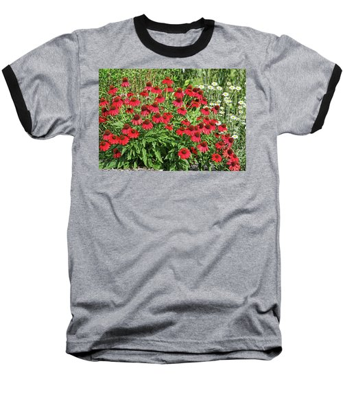 Summer Color Baseball T-Shirt