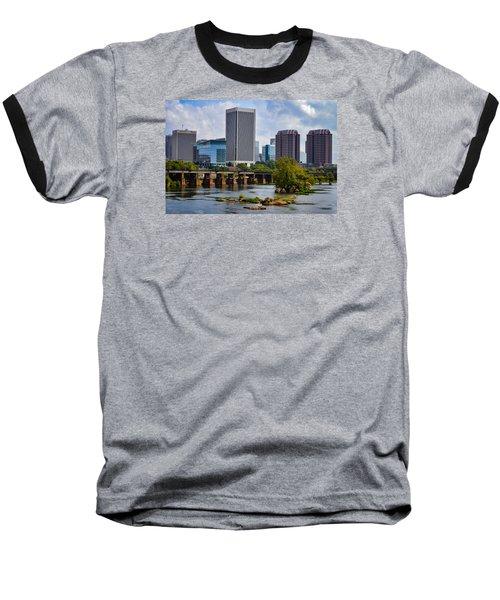 Summer Day In Rva Baseball T-Shirt