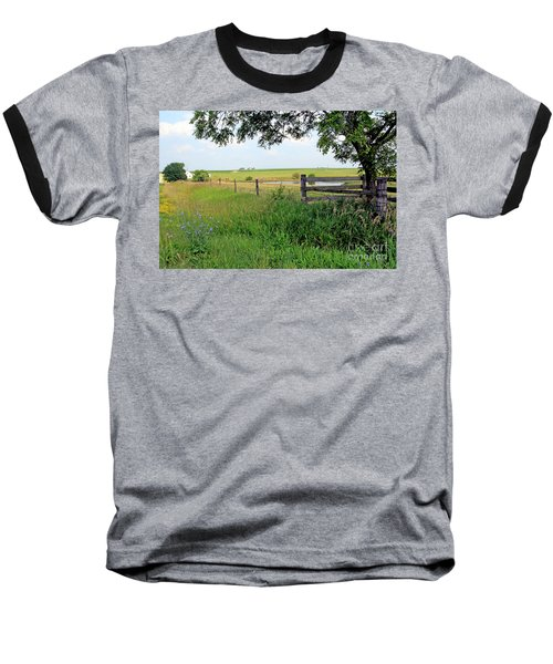 Summer Day Baseball T-Shirt