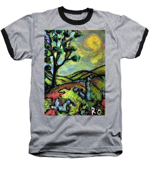Summer Day Baseball T-Shirt