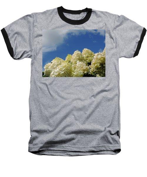 Summer Day Baseball T-Shirt by Teresa Schomig