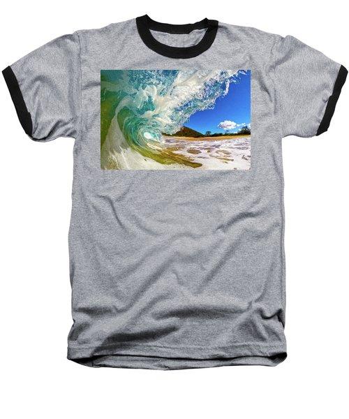 Summer Days Baseball T-Shirt by James Roemmling