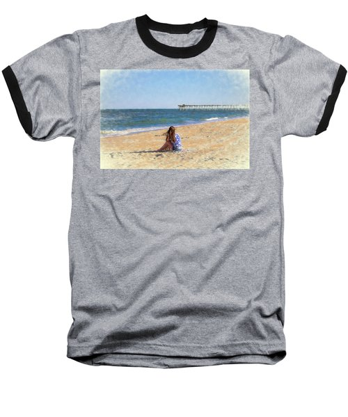 Summer Dream Baseball T-Shirt