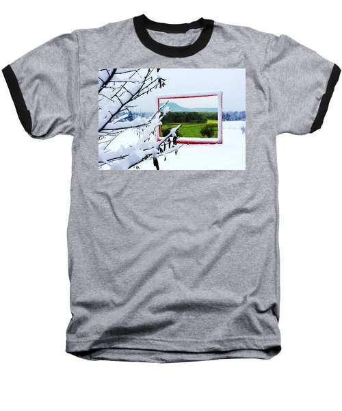 Summer Dreams Baseball T-Shirt
