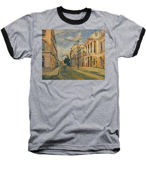 Summer Evening Pall Mall London Baseball T-Shirt