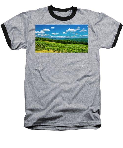 Summer Fields Baseball T-Shirt