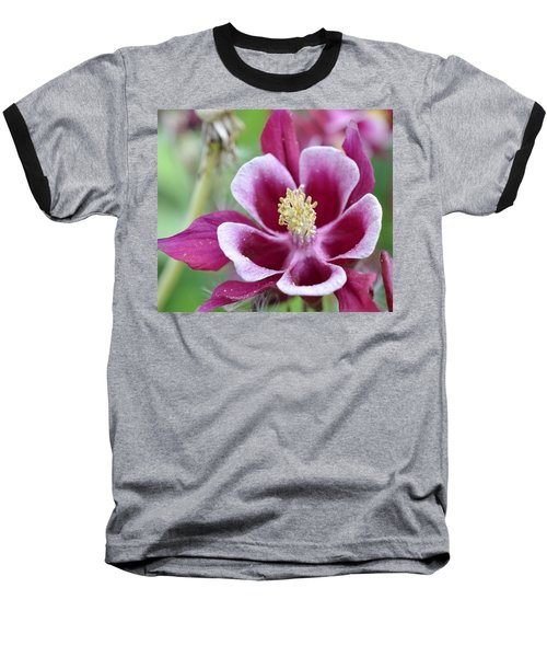 Summer Flower-2 Baseball T-Shirt