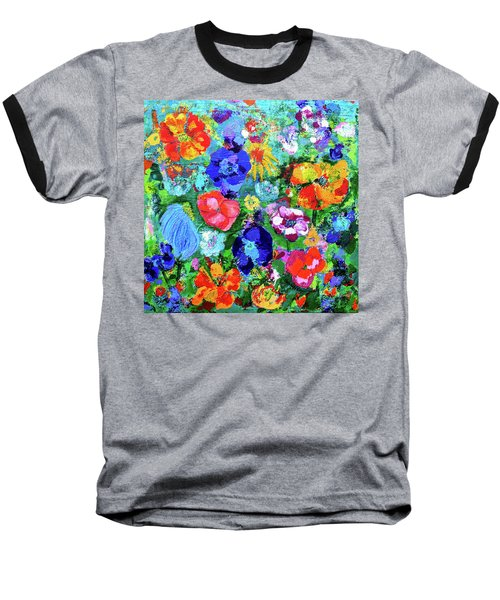Summer Garden  Baseball T-Shirt