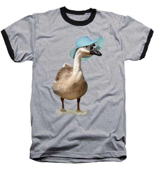 Summer Goose Baseball T-Shirt