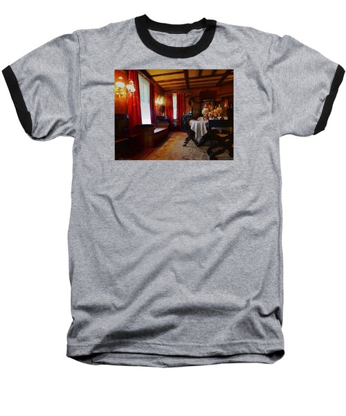 Summer House Baseball T-Shirt