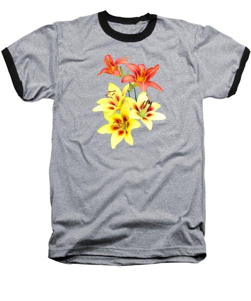 Summer I I  Baseball T-Shirt by Newwwman