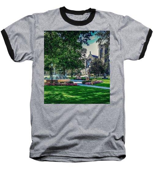 Summer In Juckett Park Baseball T-Shirt