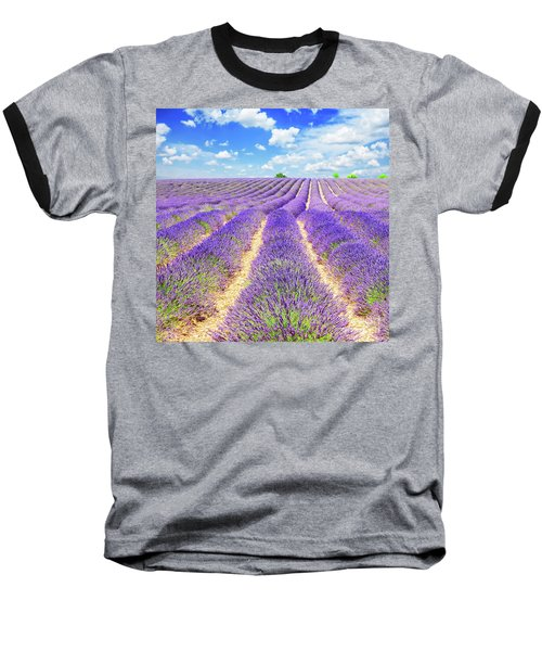 Summer In Provence Baseball T-Shirt by Anastasy Yarmolovich