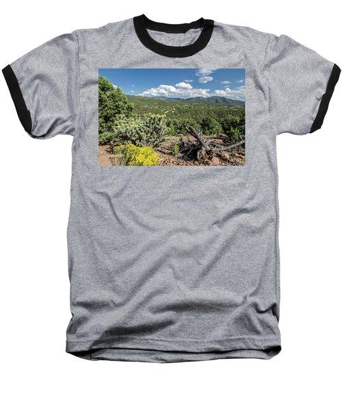 Summer In Santa Fe Baseball T-Shirt