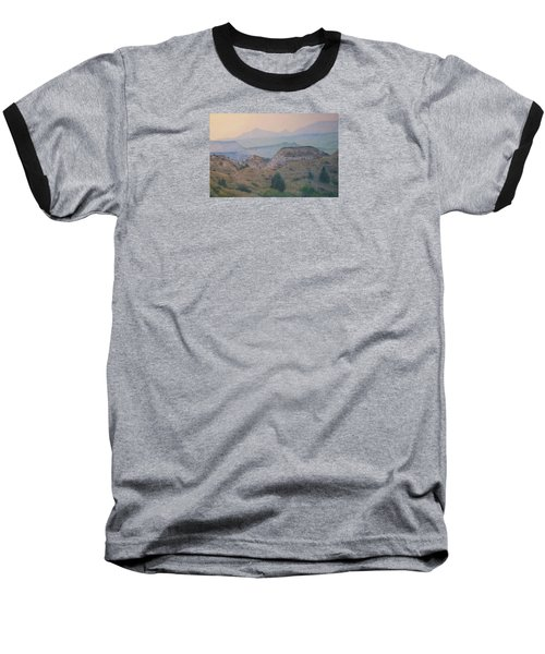 Summer In The Badlands Baseball T-Shirt