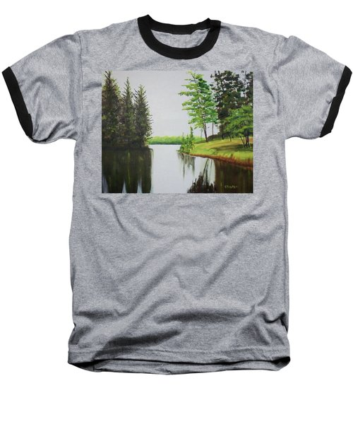 Summer Lake Baseball T-Shirt