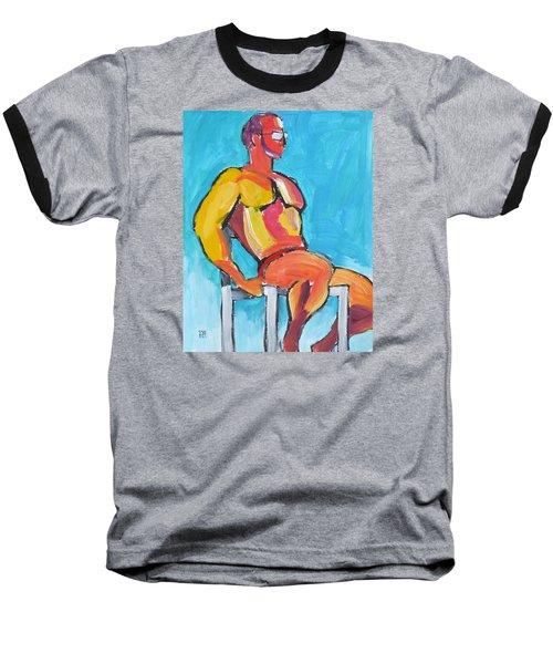 Summer Lifeguard Baseball T-Shirt