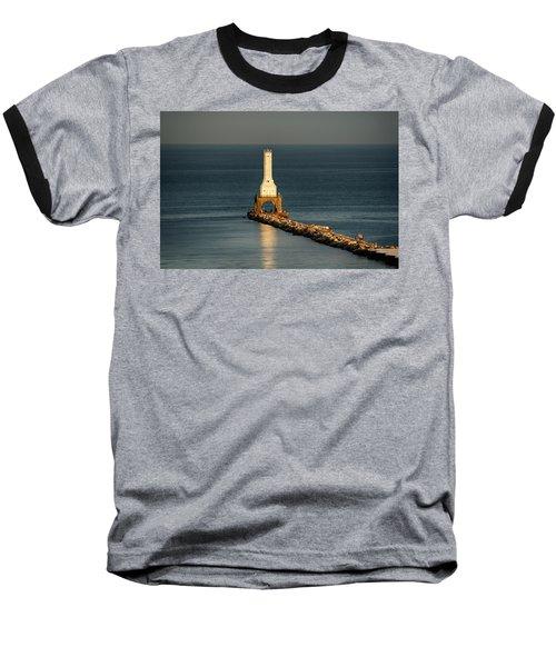 Summer Lighthouse Baseball T-Shirt