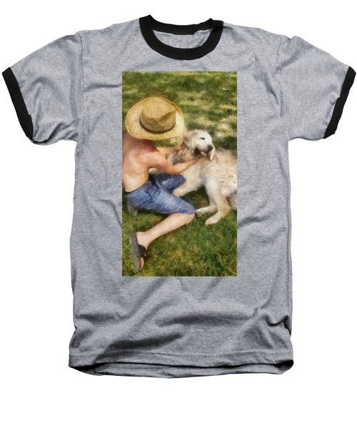 Summer Lovin Baseball T-Shirt