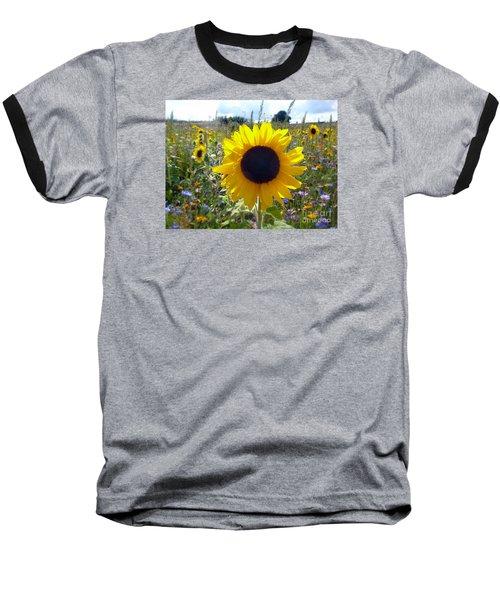 Summer Meadow Baseball T-Shirt