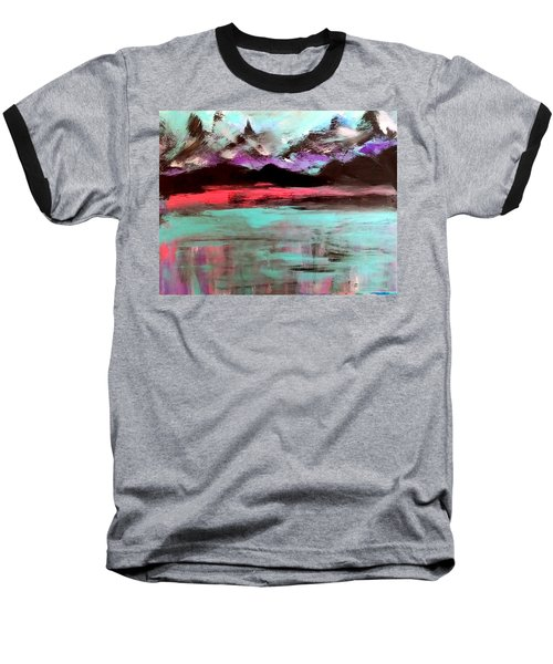 Summer Nights Baseball T-Shirt