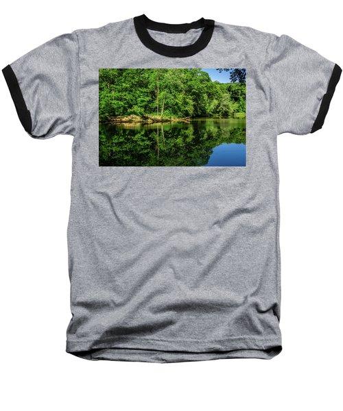 Summer Reflections Baseball T-Shirt
