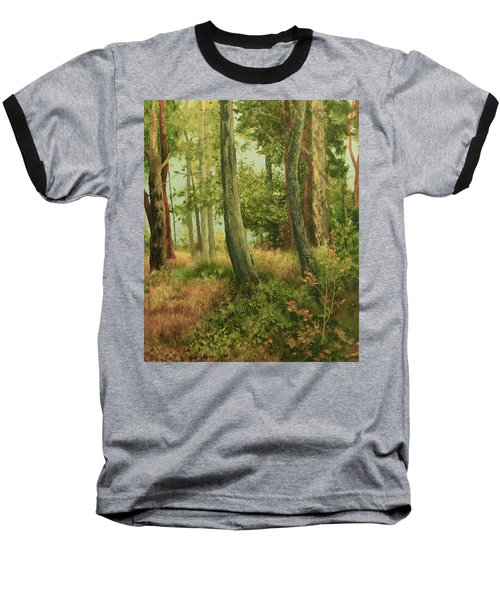 Summer, Sidney Spit Baseball T-Shirt