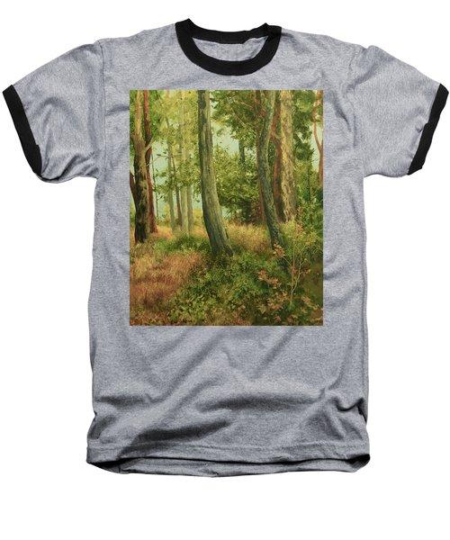 Summer, Sidney Spit Baseball T-Shirt