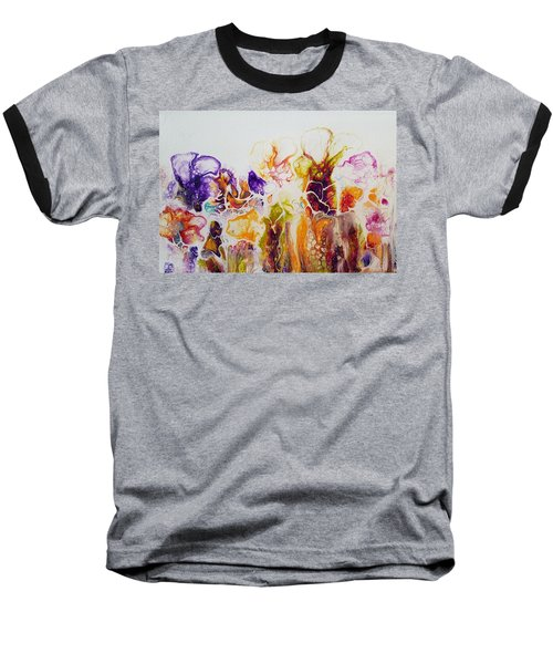 Summer Splendor  Baseball T-Shirt