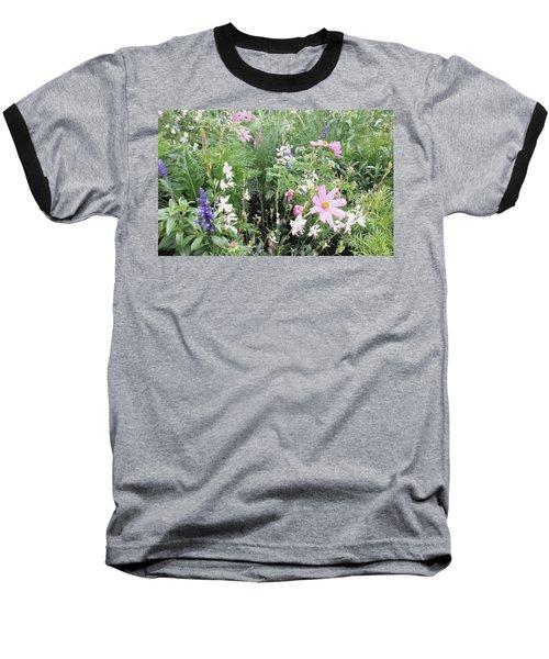 Summer Spray Baseball T-Shirt