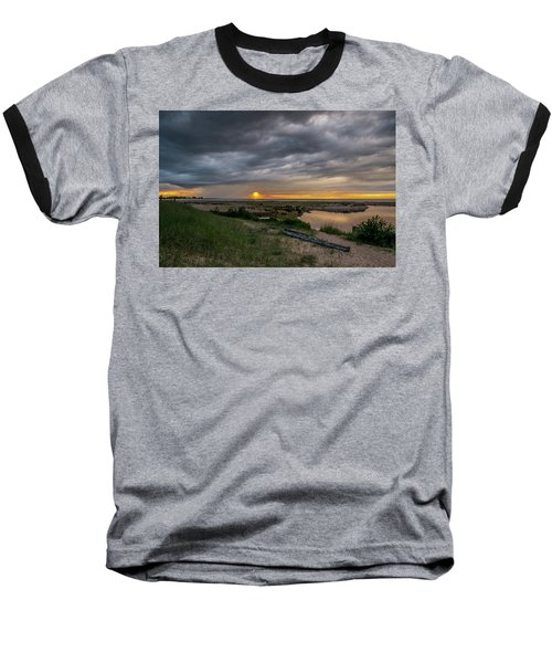 Summer Storm Baseball T-Shirt