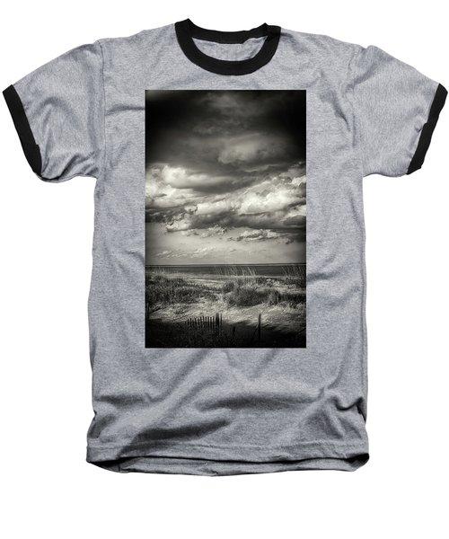 Summer Storm Baseball T-Shirt